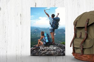 Outdoor - Clothing Catalog