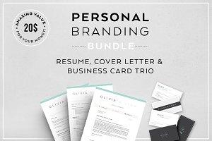 Resume Bundle-Personal branding