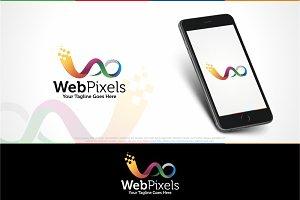 Web Pixels | Logo Template