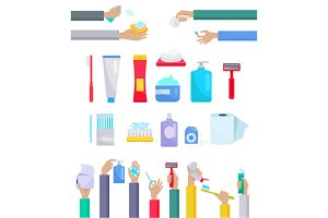 Accessories and Hygiene Items