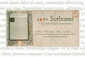 1470 Sorbonne PRO OTF