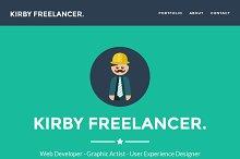 FREELANCER. theme for Kirby 2.3