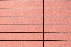 Pink blank form