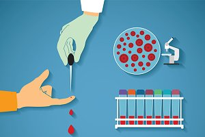 Common blood tests