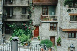 Andorra buildings