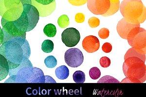 №139 Color wheel