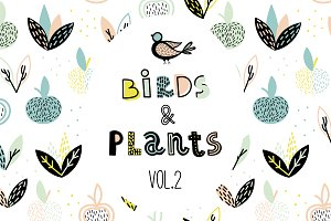 Birds&Plants Vol.2