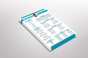 Aboti Resume Template Design