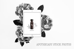 Apothecary Stock Photos & Mockups