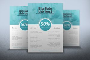 Flyer Multipurpose Sales