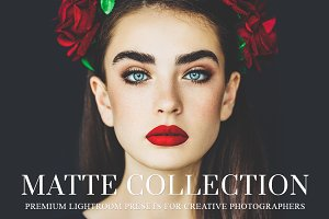 Matte Lightroom Presets Premium vol2