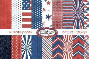 American Pride-Mega Paper Pack