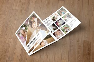 Wedding Photography Brochure-V530