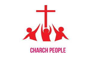 Churches People Logo