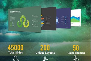 Great Business PowerPoint Template