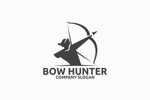 Bow Hunter Logo