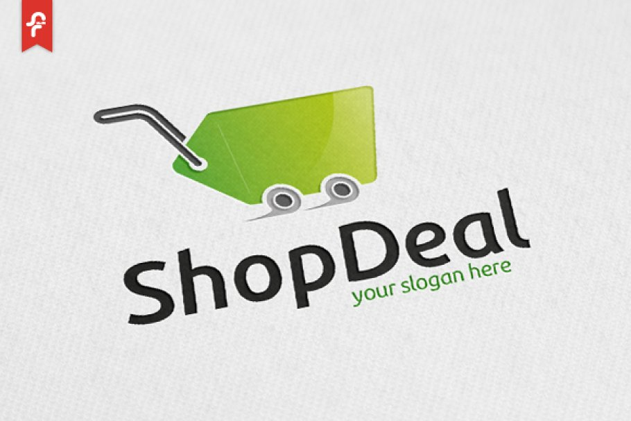 Shop Deal Logo