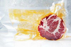 Coppa di Parma ham