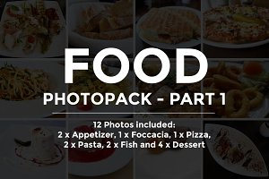 Food Photopack - Part 1