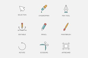 Graphic designer tools