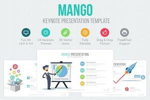 Mango Keynote Presentation