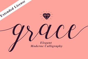 Grace Elegant Script