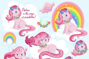 Pink Unicorns, 1380