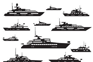 Yacht Icons