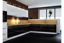 Kitchen. The modern kitchen