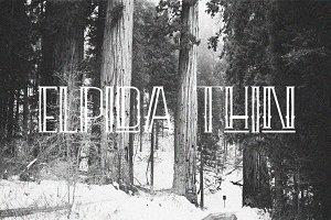 ELPIDA THIN