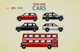 England Cars