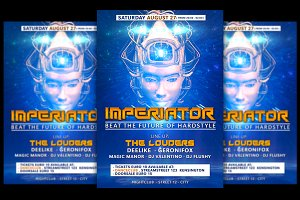 Imperiator House Flyer