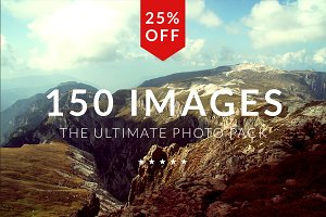 The Ultimate Photo Pack (150 images)
