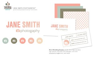 Jane Smith Photography  Stock Brand