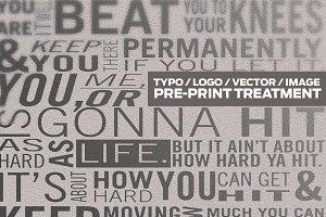 Print Poster Enhancer
