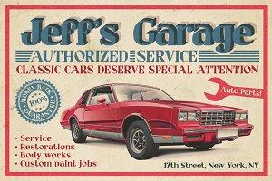 Jeff's Garage