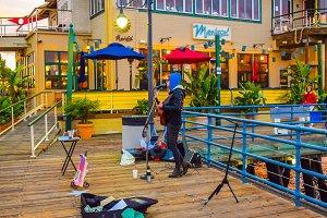 Santa Monica California pier 66