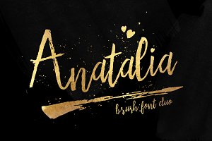Anatalia Brush Duo