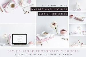 Styled Stock Photography Bundle
