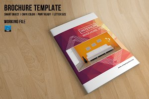 Interior Brochure | Catalog-V532