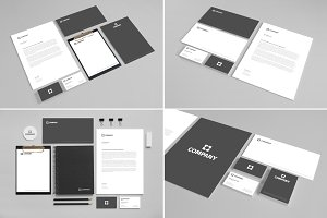 Branding Stationery Mock Up vol. 2