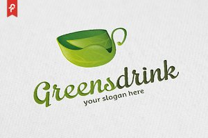 Greens Drink Logo