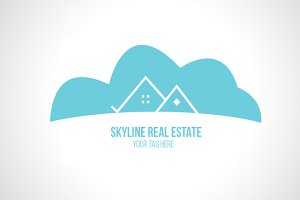 Sky Real Estate Logo V3
