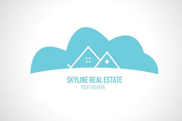 Sky Real Estate Logo V3 - Logos