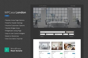 Real Estate WordPress WPCasa London