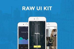 Raw UI Kit
