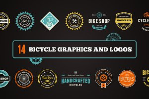 Bike Graphics & Logos