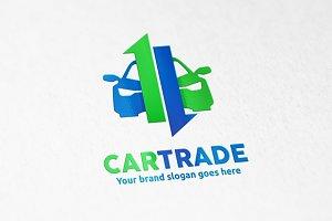 Car Trade Logo