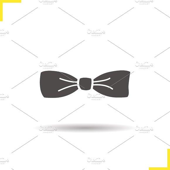 Bow tie icon. Vector - Icons