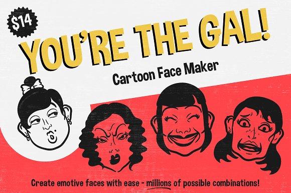 Cartoon Face Maker 2